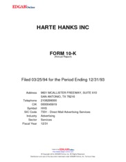 Harte-Hanks Inc.