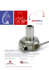 HeartWare International, Inc.
