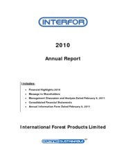 International Forest Products Ltd.