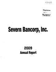 Severn Bancorp Inc.