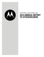 motorola annual report