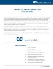 United Security Bancshares