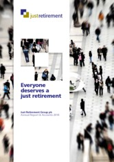 Just Retirement Group PLC