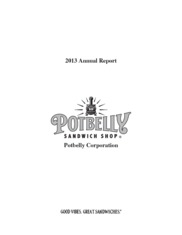 Potbelly Corp