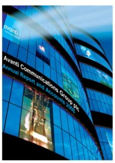 Avanti Communications Group Plc