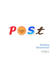 Post Holdings Inc