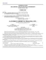 Lantheus Holdings, Inc.