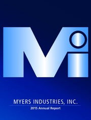Myers Industries Inc.