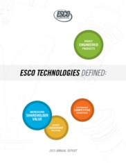 ESCO Technologies Inc.