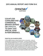 OMNOVA Solutions Inc.