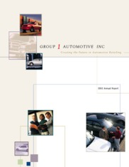 Group 1 Automotive Inc.