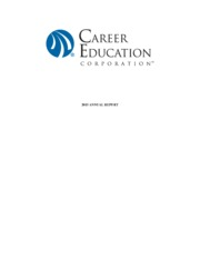 Career Education Corp.