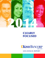 Kish Bancorp, Inc.