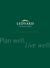 Ledyard Financial Group, Inc.