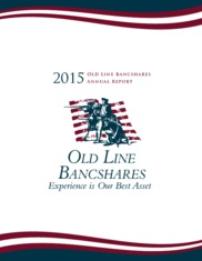 Old Line Bancshares Inc.