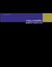 Hallmark Financial Services Inc.