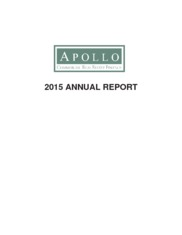 Apollo Commercial Real Estate Finance, Inc.