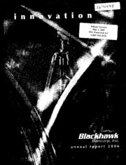 Blackhawk Bancorp, Inc.