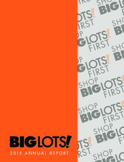 Big Lots Inc.
