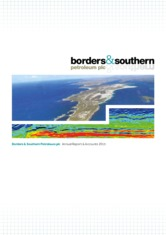 Borders & Southern Petroleum