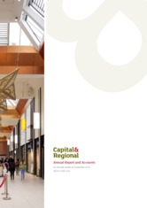 Capital and Regional PLC