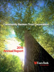 Community Bankers Trust