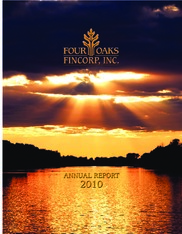 Four Oaks Fincorp, Inc.