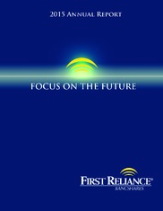 First Reliance Bancshares, Inc.