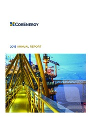 Corenergy Infrastructure Trust Inc