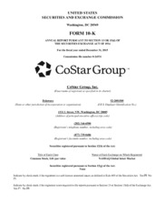 CoStar Group, Inc.