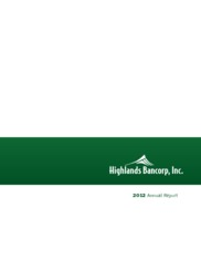Highlands Bancorp, Inc.