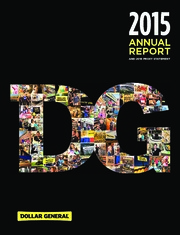 dollar general annual report