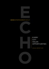 Echo Entertainment Group Ltd