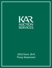 KAR Auction Services, Inc.
