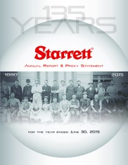 LS Starrett Co.