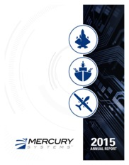 Mercury Computer Systems Inc.