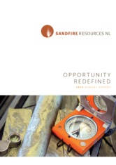Sandfire Resources NL