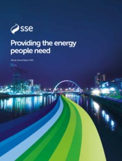 Scottish & Southern Energy plc