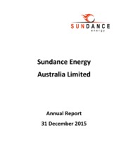 Sundance Energy Australia Ltd