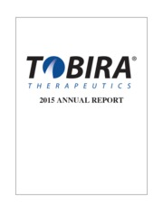 Tobira Therapeutics