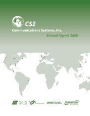 Communications Systems, Inc.