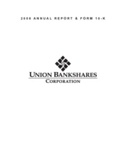 Union Bankshares Corporation