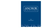 Anchor Bancorp