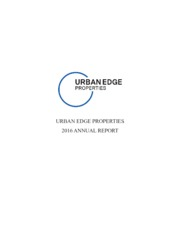Urban Edge Properties