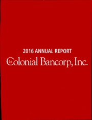 1st Colonial Bancorp, Inc.
