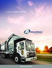 Advanced Disposal Services Inc.