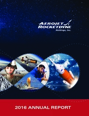 Aerojet Rocketdyne Holdings Inc.
