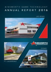 Ainsworth Game Technology Limited