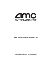 AMC Entertainment Holdings Inc