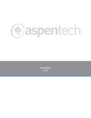 Aspen Technology, Inc.